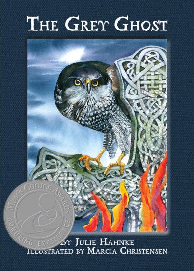 Book cover of The Grey Ghost